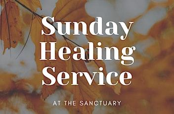 Sunday Healing Service tickets
