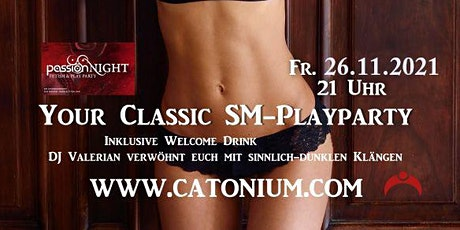 """Classic SM Playparty """"Passion Spezial"""" Tickets"""