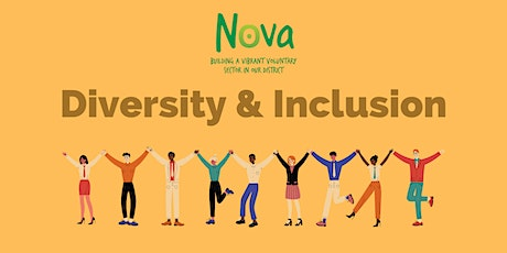 Enhancing your Organisation's approach to Equality, Diversity, & Inclusion tickets