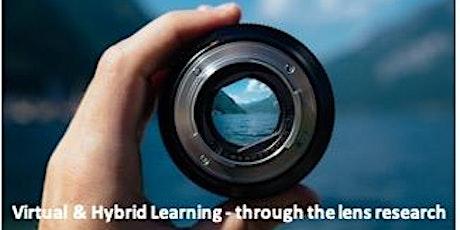 Rethink Cafe: Virtual & Hybrid Learning tickets