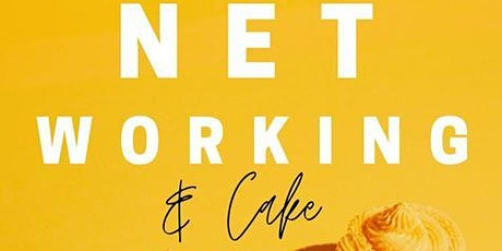 Networking & Cake - 29th October 2021 tickets