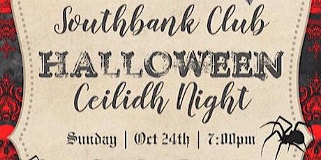Halloween Ceilidh Night tickets