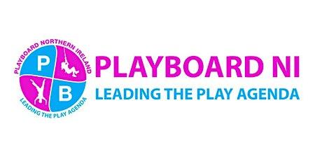 PlayBoard NI's Annual General Meeting & Seminar tickets