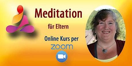 Meditation für Eltern Tickets