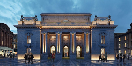 Ancient Roots: creating a new museum at Perth City Hall by JP Reid tickets