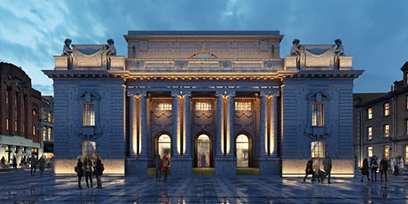 Zoom Special: Ancient Roots: creating a new museum at Perth City Hall tickets