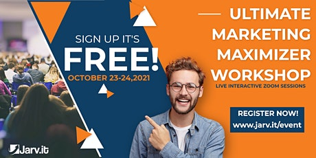 Ultimate Marketing Maximizer Workshop – Day 2 tickets