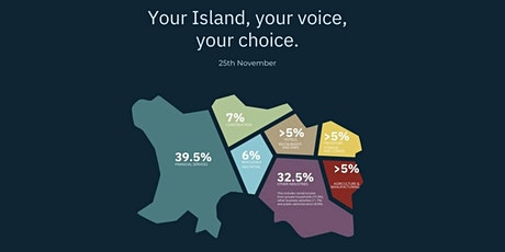Your Island, your voice, your choice tickets