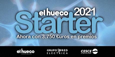 El Hueco Starter 2021 entradas