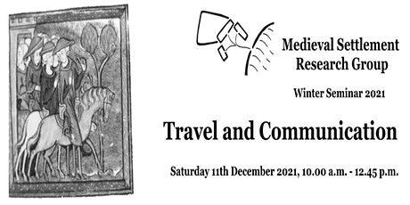 MSRG Winter Seminar 2021: Travel and Communication tickets
