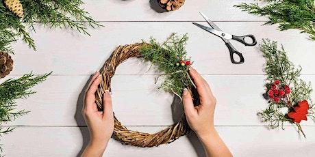 Festive Wreath-Making Workshop (Extra Availability) tickets
