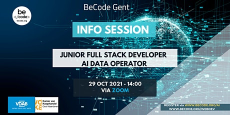 BeCode Gent - Info Session tickets