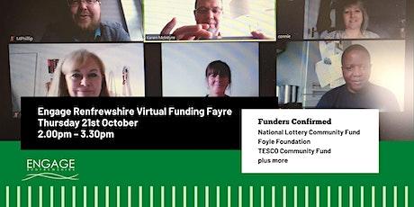 Virtual Funding Fayre tickets