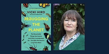 Rebugging The Planet by Vicki Hird tickets