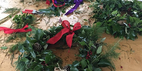 Christmas Wreath Making Workshop at Somerleyton Hall and Gardens tickets