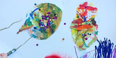 Early Years Art Sessions - Paper tickets