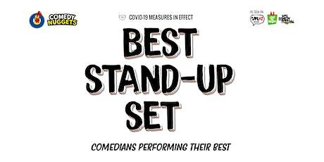 Best Stand-Up Set tickets