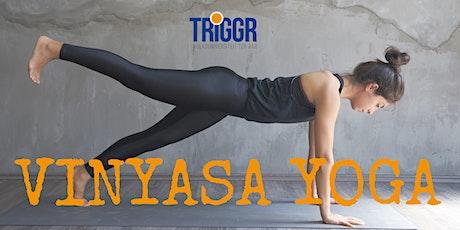Vinyasa yoga tickets