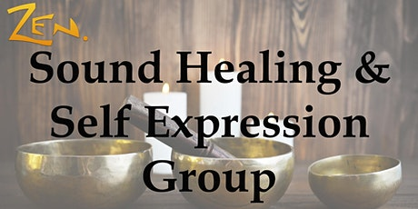 Sound Healing & Self Expression Group tickets