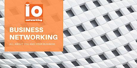 IO Networking Wolverhampton - 20th October tickets