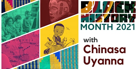 Story Time with Chinasa Uyanna at Balham Library tickets