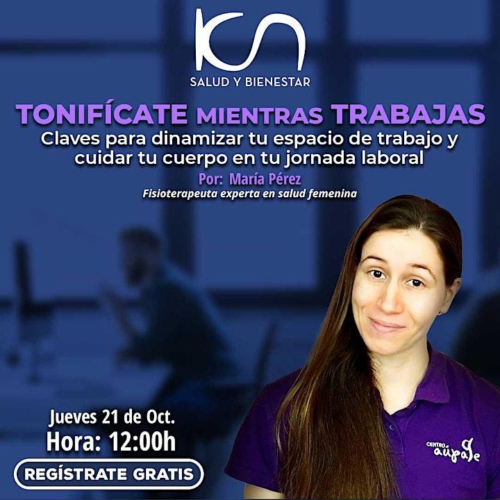 Imagen de KCN Salud y Bienestar 21Oct
