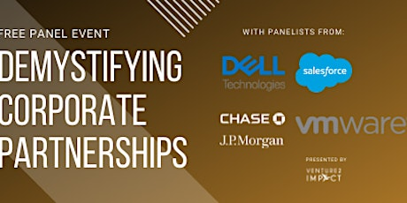 Demystifying Corporate Partnerships for  Nonprofits tickets
