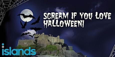 Scream if you love Halloween! tickets