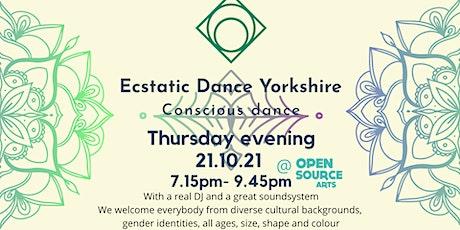 Ecstatic Dance Yorkshire tickets