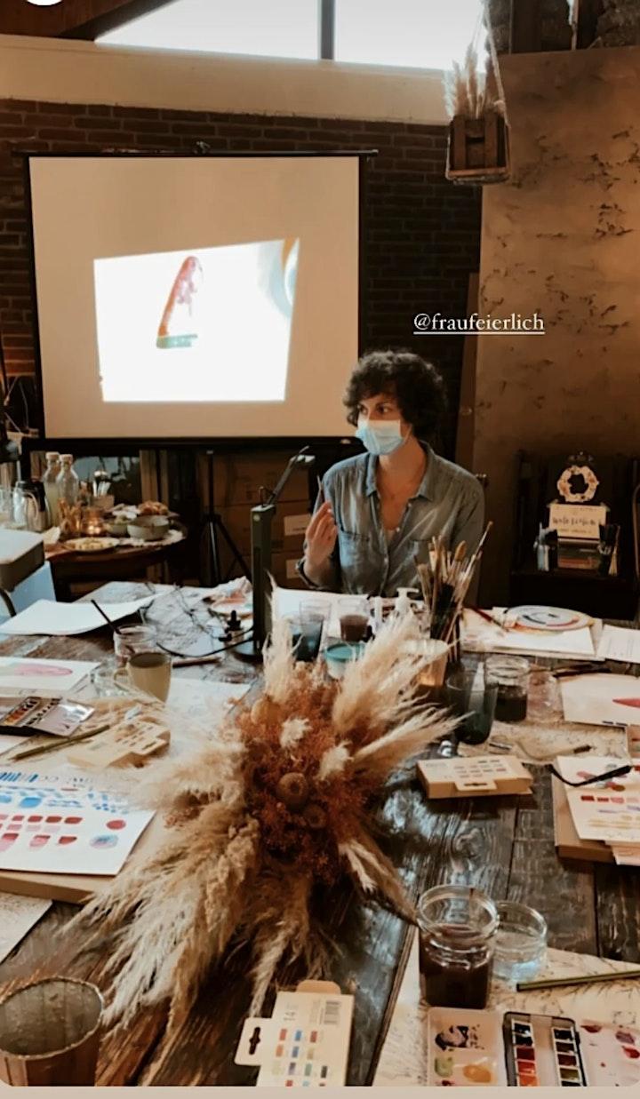 Watercolor Beginner Workshop: Bild