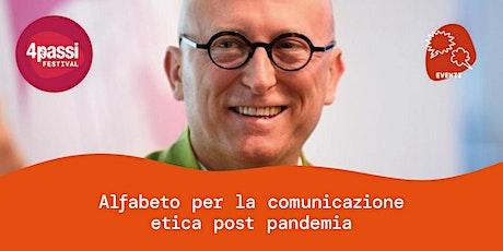 4passiFestival | Alfabeto per la comunicazione etica post pandemia biglietti