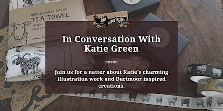 In Conversation With Katie Green tickets