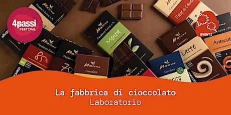 4passiFestival | La fabbrica di cioccolato biglietti