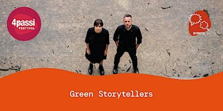 4passiFestival | Green Storytellers biglietti