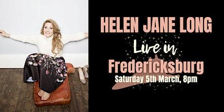 Billion streaming pianist Helen Jane Long live in Fredericksburg tickets