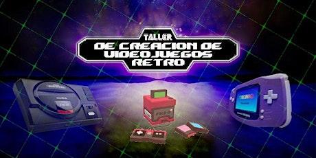 Taller de Creación de Videojuegos Retro entradas
