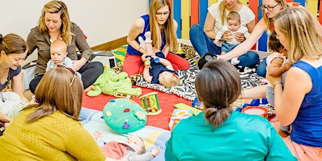 Parent and Baby Group; 8 Nov, 13.30 - 14.30 at Rosedale Community Church tickets