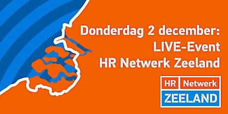 HR Netwerk Zeeland LIVE-Event tickets