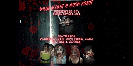 Cabaret Night at The Bot (Halloween Edition) tickets