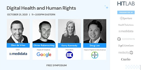 Digital Health and Human Rights Symposium tickets