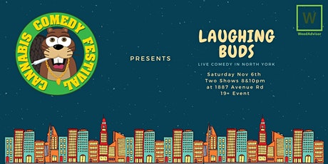 Cannabis Comedy Festival Presents: Laughing Buds in North York tickets