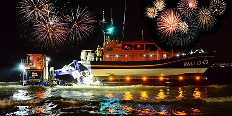 Exmouth RNLI Fireworks Display tickets