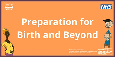 Preparation for Birth & Beyond -  One off session tickets