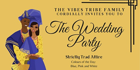 The Wedding Party tickets
