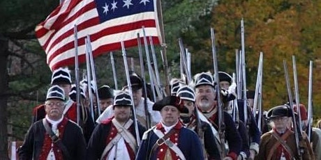 1777 Whitemarsh Encampment Reenactment  Historic Hope Lodge- Ft Washington tickets