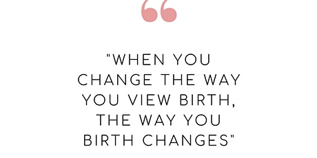 Hypnobirthing Online Course (4 sessions) £195.00 Tickets