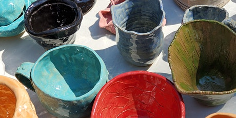 Fall 3 Ceramics Class for Adult Students- Holiday forms tickets