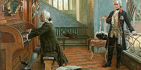 Concert Duo Cantorum of Johann Sebastian Bach billets