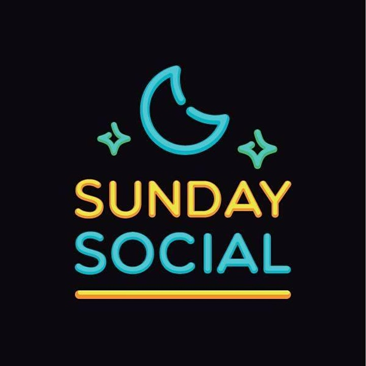 Sunday Social Halloween Special @ The Grand Social image