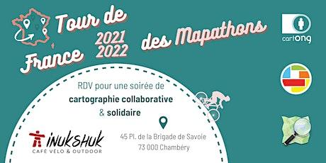 Tour de France des Mapathons  - Chambéry billets